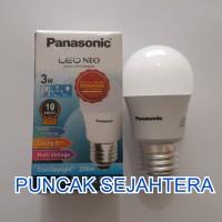 Lampu LED Panasonic 3w 3 watt NEO