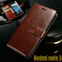 Redmi note 3/ pro xiaomi flip cover leather case premium xiaomi