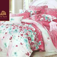 S-010 Bed Cover Sutra Organik tensil tencel ukuran single 150 x 240