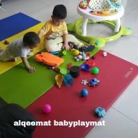 Baby Playmat / Matras Alqeemat 1,5mx2mx4cm Rebondid density 70