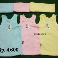 Singlet Anak uk 1-2th // Singlet Merk Zed Kids Kaos Dalam Anak