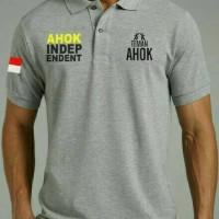polo shirt/kaos/oblong TEMAN AHOK