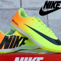 nike mercurial vapor IX hijau( sepatu futsal,soccer,bola)
