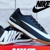 nike mercurial vapor IX hitam ( sepatu futsal,soccer,bola)