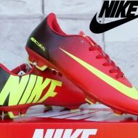 nike mercurial vapor IX merah x( sepatu futsal,soccer,bola)