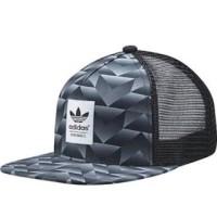 topi sport adidas trucker soccer black multicolor original 100% new