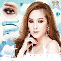 Softlens Sweety Solotica Hydrocor Brown (Coklat)