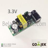 Power Supply Module Buck Converter 220V AC to 3.3V DC 3W
