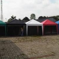 Tenda Cafe Murah Uk 2x3 Tenda Piramid / Jualan / Kerucut / Gazebo