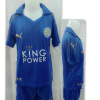 Jersey kids Grade Ory LEICESTER CITY Home JB1310B (es)