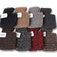 karpet comfort deluxe khusus mobil honda Brio All Type no bagasi