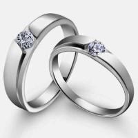 cincin couple sepasang tunangan murah