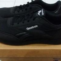 reebok royal cl jog 2 sea black