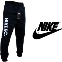 Celana Jogger Panjang Nike FC Hitam (Celana Training-Jogger-Senam)