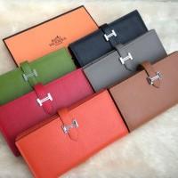 dompet wanita hermes bearn import
