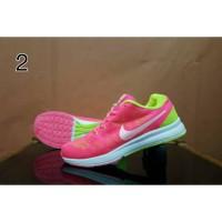 Sepatu Sport Wanita import Nike free 5.0 Terbaru