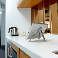 Universal Stand for iPad, Tablet (Metal) Desk Mount