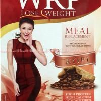 Wrp Lose weight Meal Replacement Kopi Susu WRP Rasa Kopi Susu Diet