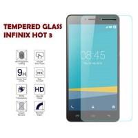 TEMPERED GLASS INFINIX HOT 3 X553 / X554 ANTI GORES KACA SCREEN GUARD