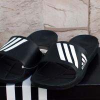 Sandal Adidas Climacool Hitam (sendal/flip flop/selop/sport/Karet)