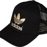 topi trucker adidas bisa pilih warna topi dan warna logo