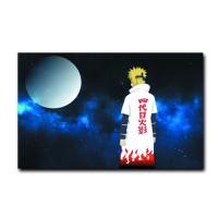 Poster Naruto 4 Size:29x40 cm Art paper tebal