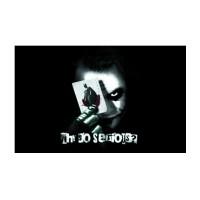 Poster Joker 4 Size:29x40 cm Art paper tebal