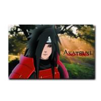 Poster Naruto 5 Size:29x40 cm Art paper tebal