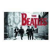 Poster The Beatles 7 Size:29x40 cm Art paper tebal