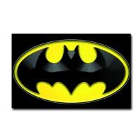 Poster Batman 1 Size:29x40 cm Art paper tebal
