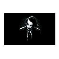 Poster Joker Size:29x40 cm Art paper tebal