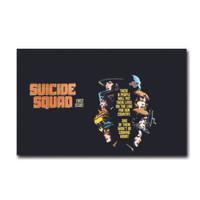 Poster Suicide Squad 6 Size:29x40 cm Art paper tebal
