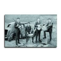 Poster The Beatles 2 Size:29x40 cm Art paper tebal