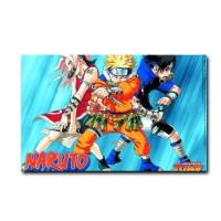 Poster Naruto 8 Size:29x40 cm Art paper tebal
