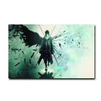 Poster Naruto 2 Size:29x40 cm Art paper tebal