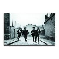 Poster The Beatles 6 Size:29x40 cm Art paper tebal