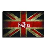 Poster The Beatles 4 Size:29x40 cm Art paper tebal