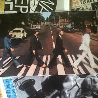 Poster Beatles  Size:29x40 cm Art paper tebal