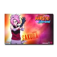 Poster Naruto 10 Size:29x40 cm Art paper tebal