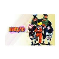 Poster Naruto 9 Size:29x40 cm Art paper tebal