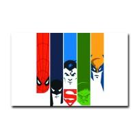 Poster Batman 9 Size:29x40 cm Art paper tebal