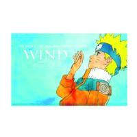 Poster Naruto 6 Size:29x40 cm Art paper tebal