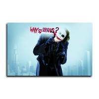 Poster Joker 2 Size:29x40 cm Art paper tebal