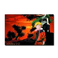 Poster Naruto 7 Size:29x40 cm Art paper tebal