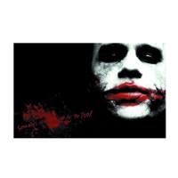 Poster Joker 6 Size:29x40 cm Art paper tebal