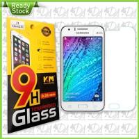 Tempered Glass Samsung J1 Keep Moving 0.26mm Premium Quality Murah