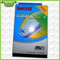 Charger Desktop Universal LCD + USB