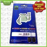 Baterai Hippo Double Power 9360 (1600mah )