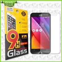 Tempered Glass Ze500kl Keep Moving 0.26mm Premium Quality Murah