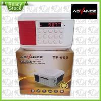 Portable Speaker ADVANCE TP-600